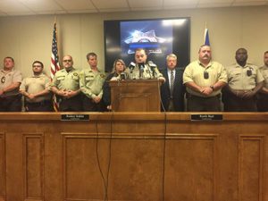 Bibb County Sheriff Office | Courtesy of The Bibb Voice