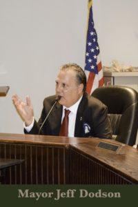 Mayor Jeff Dodson | Courtesy of The Bibb Voice