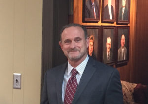 Mayor Terry Morton, City of Centreville | Courtesy of Bibb Voice