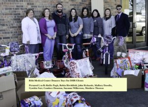 DHR Foster Children Christmas Gift Program | Courtesy of The Bibb Voice