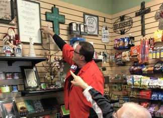 Volunteer workers are badly needed at the BMC gift shop, Gifts of Love.
