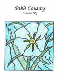 Cahaba Lily Quilt Block