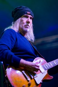 The Kentucky Headhunters lead guitarist Greg Martin.